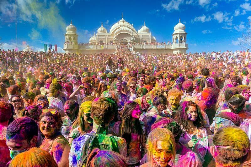 جشنواره هولی هند (Holi) چیست؟