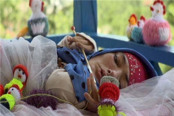 جایزه بهترین فیلم جشنواره مستند آمریکا برای عروسک کاموایی