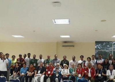 رایزنی بین المللی برای توسعه پزشکی ورزشی در اجلاس پزشکی پالمبانگ
