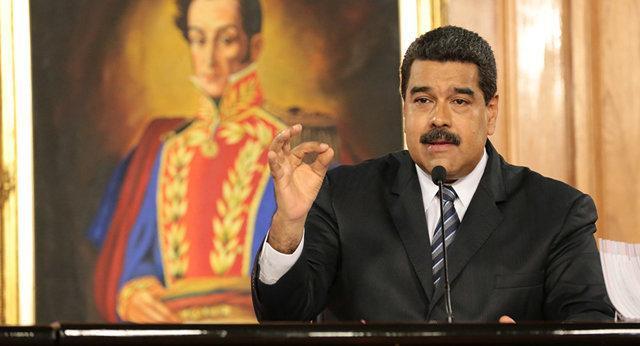 مادورو: دبیرکل سازمان کشورهای آمریکایی یک آشغال است