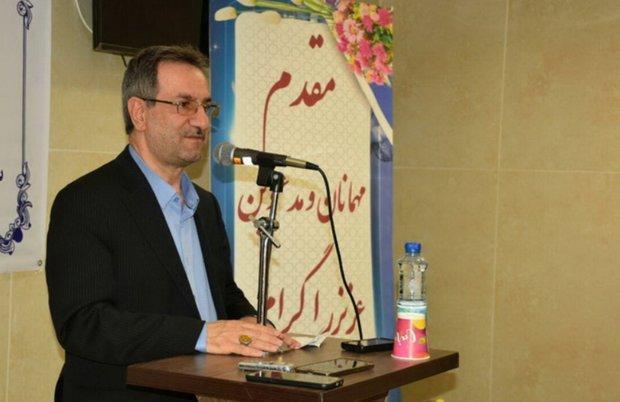 افتتاح پروژه های توانبخشی معلولان در کرمانشاه