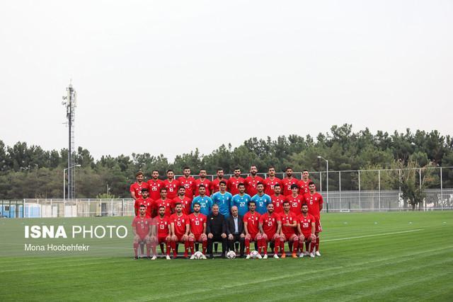 حاشیه های افتتاح زمین شماره 2 کمپ آموزشگاه فوتبال