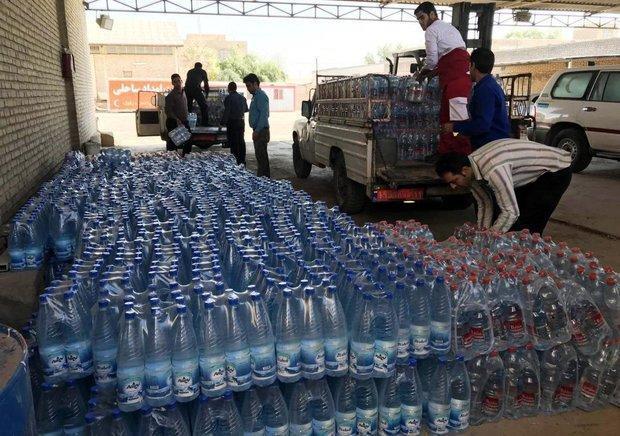190 میلیون لیتر آب معدنی در چهارمحال و بختیاری بسته بندی شد