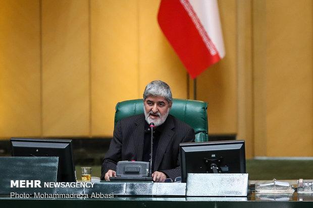 مجلس کلیات بودجه را تصویب نکند، بودجه به دولت ارجاع می گردد