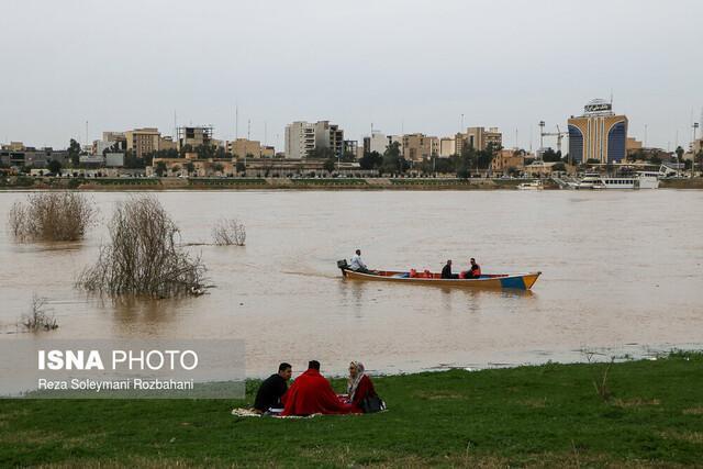 چهره خوزستان با احداث ریل یا جاده توسعه یافته نمی شود