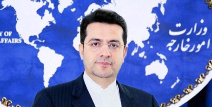 واکنش ایران به اتهام های پامپئو درباره روند اجرایی توافقنامه استکهلم