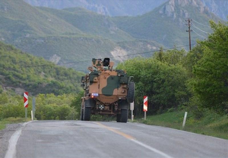 کشته شدن 6 عضو پ.ک.ک در ترکیه