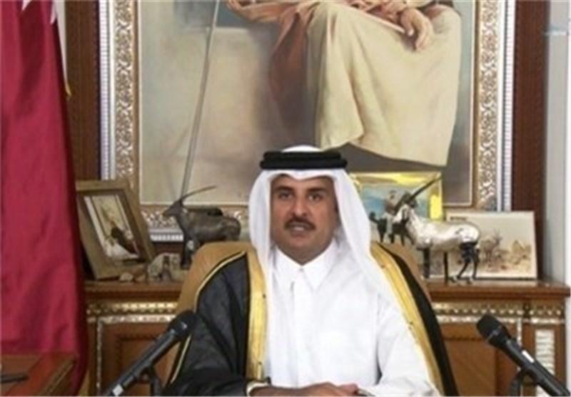 امیر قطر به آمریکا می رود