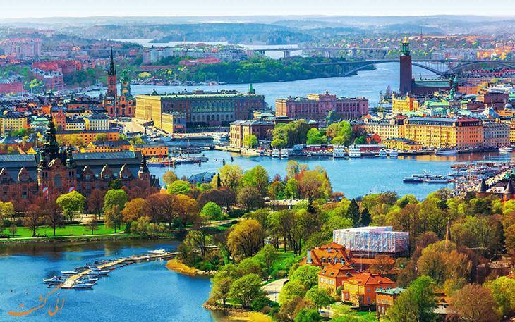 حقایقی از کشور سوئد، سرزمین وایکینگ ها