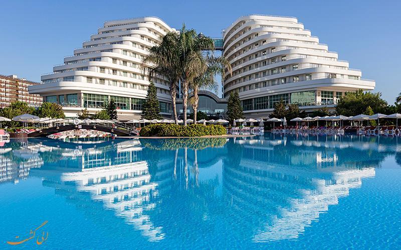 هتل های یو آل آنتالیا، تجربه سفری لذت بخش در ترکیه