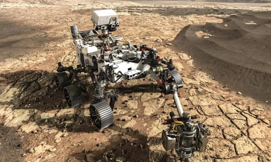 سنگ های سیاره سرخ زیر ذره بین دانشمندان فضایی