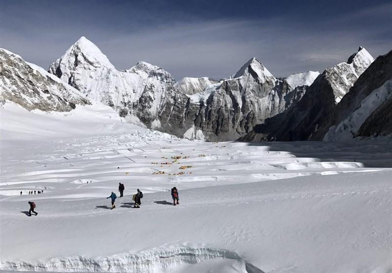 نخستین صعود کوهنوردان ایرانی به قله تیبلیسکو، نجاریان: این صعود را به مردم ایران تقدیم می کنم