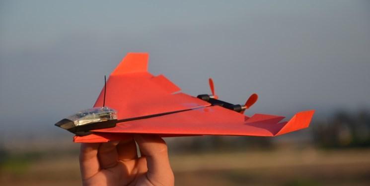 خودران کردن هواپیماهای کاغذی با یک کیت ساده