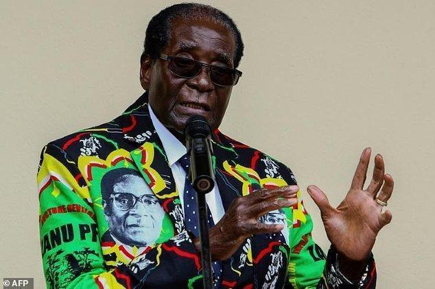 اقدام عجیب سفارت آمریکا در زیمبابوه پس از مرگ موگابه