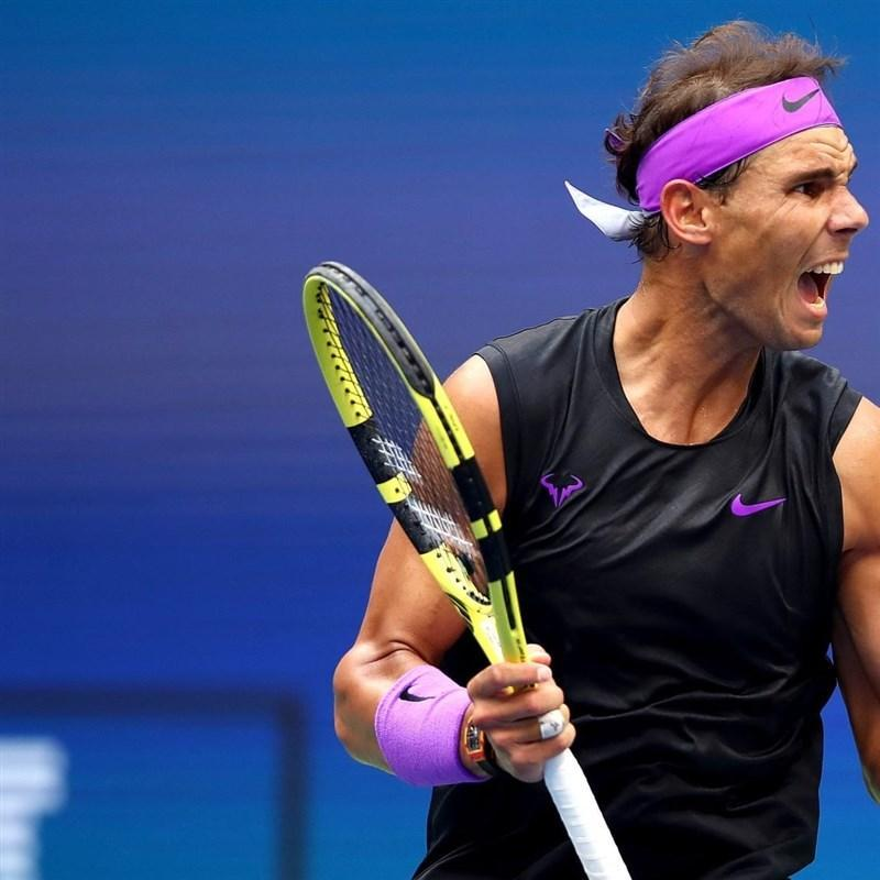 تنیس آزاد آمریکا، نادال با فتح نوزدهمین گرنداسلمش به یک قدمی فدرر رسید