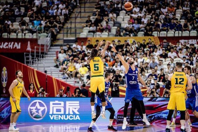 استرالیا حریف اسپانیا در نیمه نهایی جام جهانی بسکتبال شد