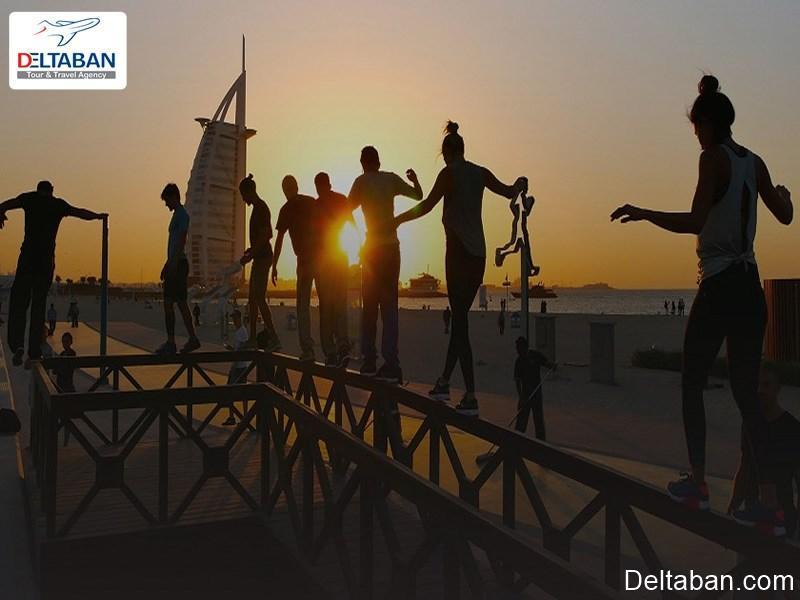 هیجان انگیز ترین ماجراجویی در دبی