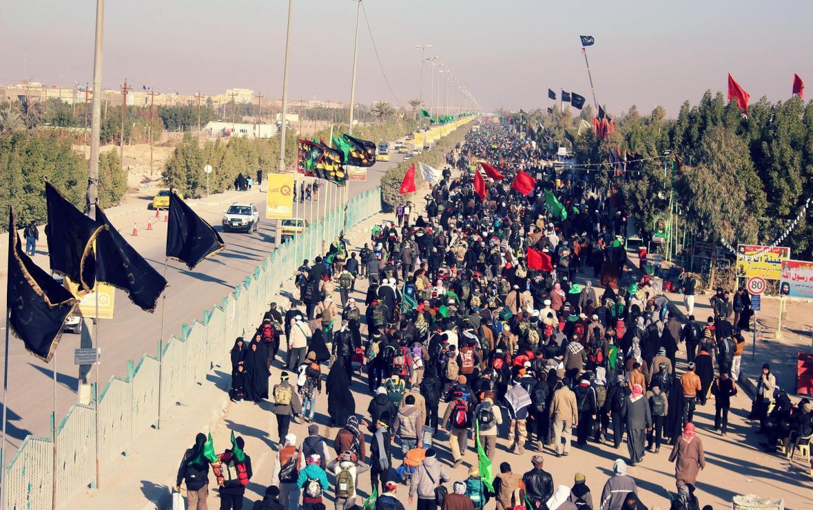 تامین نیاز های دارویی زائران اربعین 98 در مرز مهران