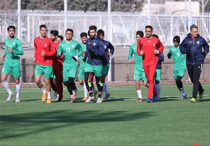اعلام فهرست نهایی تیم فوتبال امید برای سفر به تاشکند