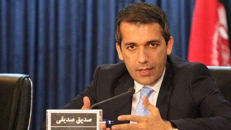 صدیقی: ارگ هیچ علاقه ای به دخالت در امور کمیسیون های انتخاباتی ندارد