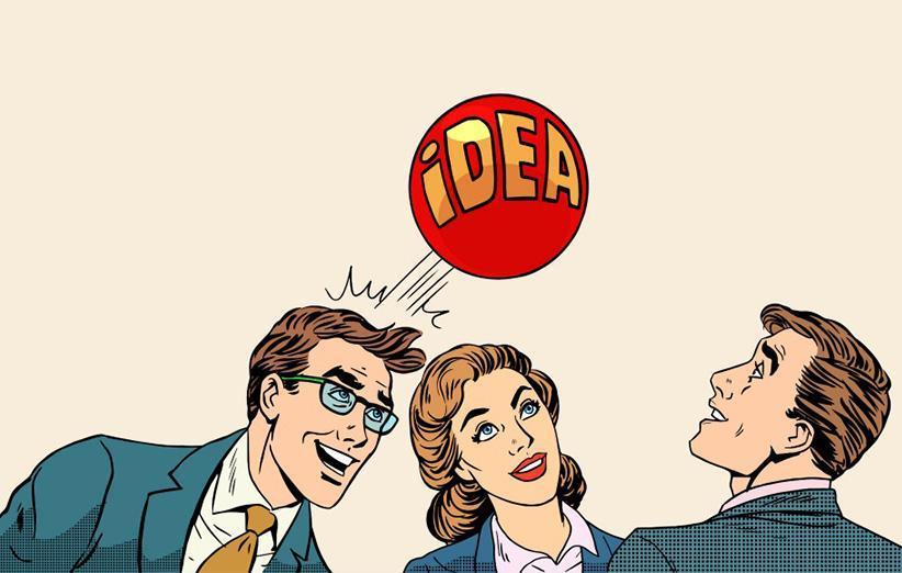 10 ترفند روانشناسی برای افزایش خلاقیت