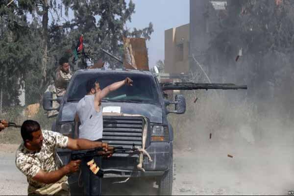 کشته شدن 3 فرمانده ارشد ارتش خلیفه حفتر در لیبی
