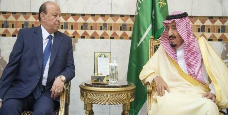 برخی اعضای دولت هادی معتقدند سعودی ها در کودتای عدن دست دارند