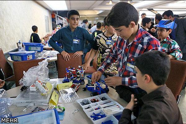 دهمین جشنواره پروژه های دانش آموزی بین المللی شد