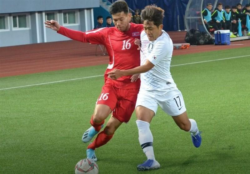 انتخابی جام جهانی 2022، دو کره از مرز دروازه هم عبور نکردند، شکست مغولستان در خانه