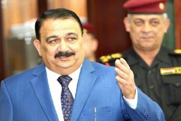 دیدار وزیر دفاع عراق با نمایندگان روسیه و سوریه