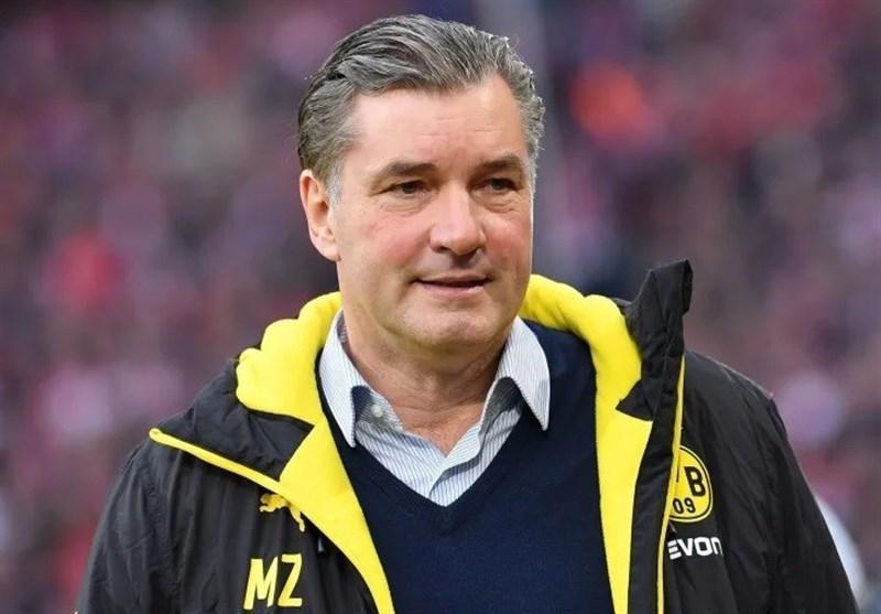 واکنش مدیر ورزشی باشگاه دورتموند به حدس ها درباره احتمال استخدام مورینیو