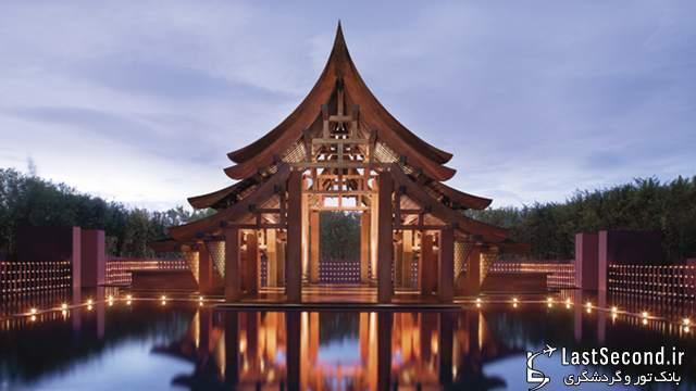 لوکس ترین هتل های جهان : ریتز کارلتون ،کرابی