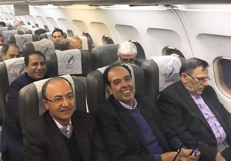 نخستین جلسه هیات مالی ایران با گروه ساچه ایتالیا برگزار گردید