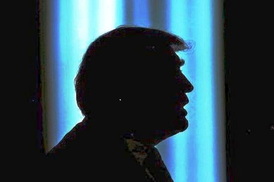ترامپ در ایالت های مهم آمریکا از بایدن عقب افتاد