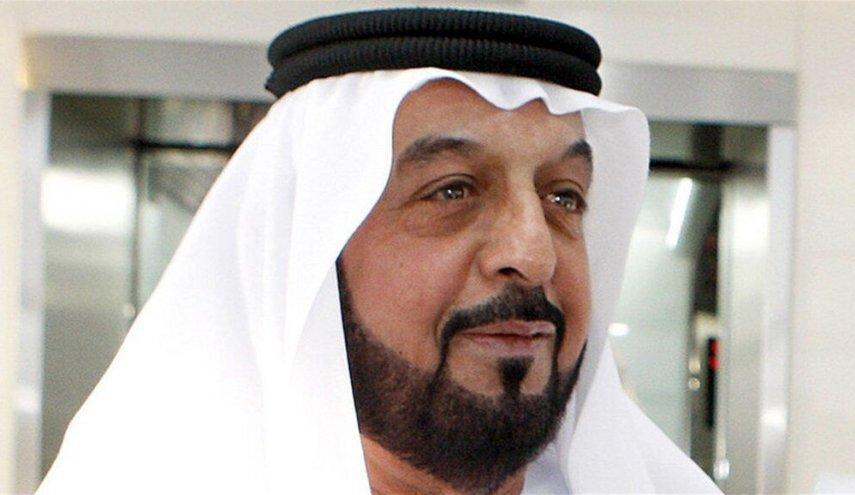 رئیس امارات 5سال تمدید شد