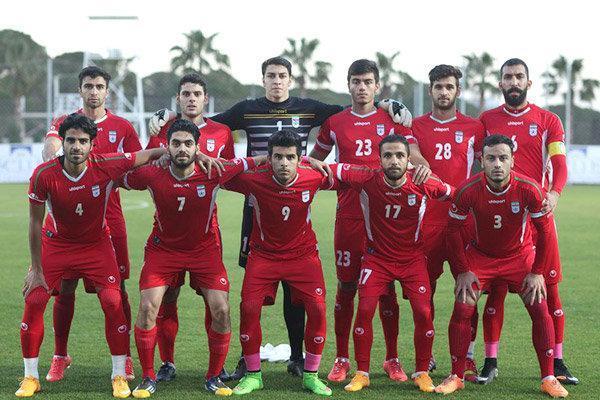 تیم فوتبال امید حریفانش را شناخت، همگروهی با میزبان، چین و سوریه