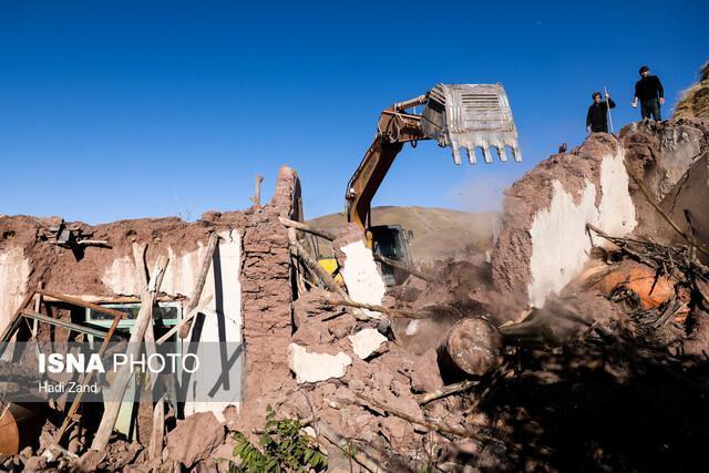زلزله زدگان با 75 میلیون تومان می توانند خانه شان را بسازند