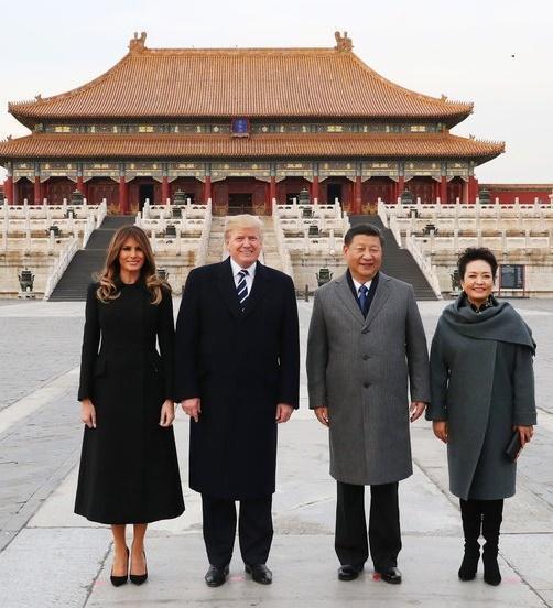 دیدگاه های ترامپ و شی جین پینگ درباره بحران کره شمالی