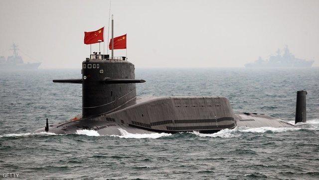 اعتراض پکن به حضور ناوشکن های آمریکایی در دریای چین جنوبی