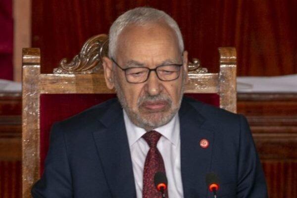 راشد الغنوشی به ریاست مجلس تونس برگزیده شد