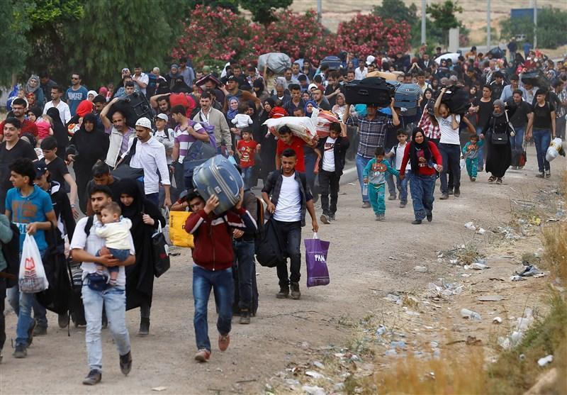 جزیره لسبوس یونان جهنمی برای پناهندگان