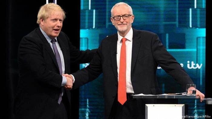 پیشبینی کاربران خبرنگاران از نتایج انتخابات بریتانیا