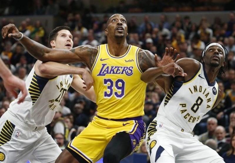لیگ NBA، شکست لیکرز در غیاب دیویس، نیکس در خانه پیروز شد
