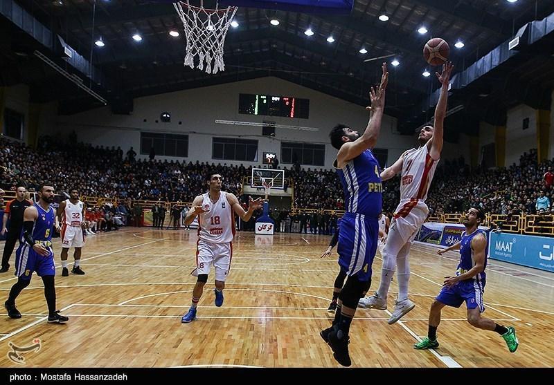 لیگ برتر بسکتبال، شهرداری گرگان برنده بازی برگزار نشده اعلام شد