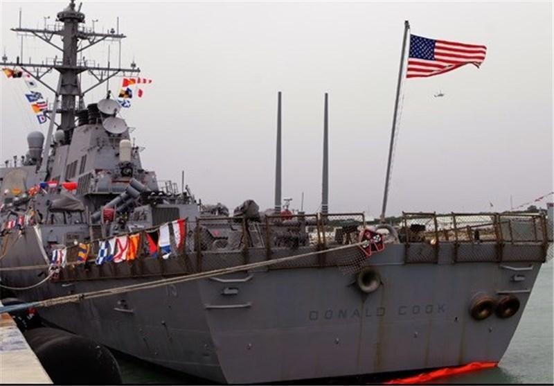 آمریکا ناو جنگی به نزدیکی جزایر چین اعزام می نماید