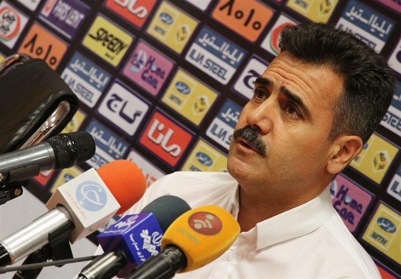 پورموسوی: هیچ قول و قراری با مسئولان باشگاه فولاد نداشته ام، دنبال قهرمانی و کسب سهمیه آسیا نبوده و نیستیم
