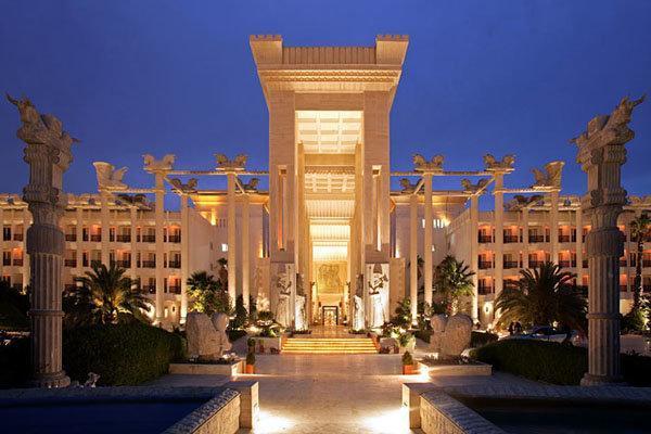 اسکار گردشگری هتل های ایرانی به داریوش رسید