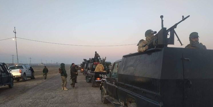 با نام شهدای اخیر حمله آمریکا؛ عملیات جدید الحشد الشعبی در شمال عراق شروع شد