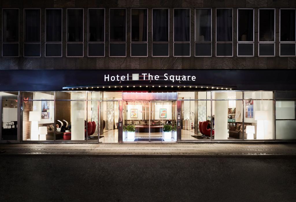 اقامتی عالی در هتل اسکوئر کپنهاگ