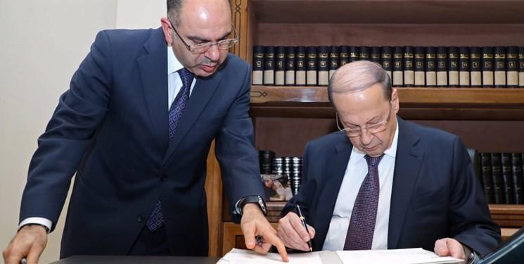 کابینه جدید لبنان به نخست وزیری دیاب تشکیل شد